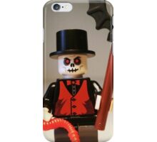 Voodoo Priest / Witch Doctor Zombie Custom Minifig iPhone Case/Skin