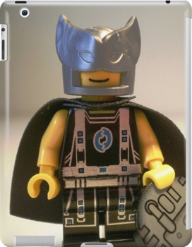 Captain Vortex in Black & Silver Costume and Cape by Chillee