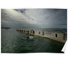 Merewether Baths 8 Poster