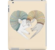 Love sleep iPad Case/Skin