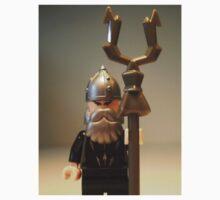 Mongolian Warrior Chief Custom Minifigure One Piece - Short Sleeve