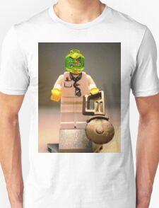 Doctor Toxic Custom Minifigure  Unisex T-Shirt