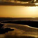 Erskine River and Split Point by Joe Mortelliti