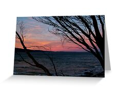 Louttit Bay, Great Ocean Road Greeting Card