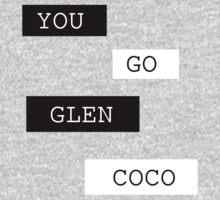 You Go Glen Coco! One Piece - Short Sleeve