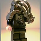 TMNT Teenage Mutant Ninja Turtles Master Shredder Custom Minifig by Chillee