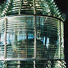 Navesink Fresnel Lens by Maria A. Barnowl