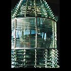 Navesink Fresnel Lens - Cool Stuff by Maria A. Barnowl