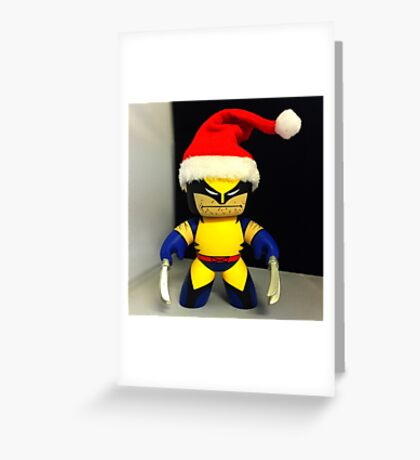 Merry Christmas Bub Greeting Card