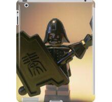 Ching Dynasty Chinese Warrior Custom Minifigure iPad Case/Skin