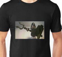 Ching Dynasty Chinese Warrior Custom Minifigure Unisex T-Shirt