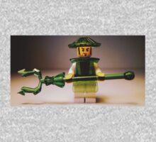Ching Dynasty Chinese Warrior Custom Minifigure One Piece - Long Sleeve