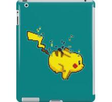 Pixel Pikachu iPad Case/Skin