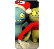 Ice-Bat & Cinko Xmas iPhone Case/Skin