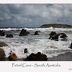 Petrel Cove - South Australia by Helen Simpson