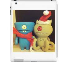 Wedgehead & Target Xmas iPad Case/Skin