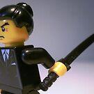 Japanese Yakuza Gokudō Gangster Custom Minifigure by Chillee