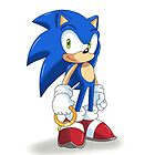 Sonic The Hedgehog by maavega