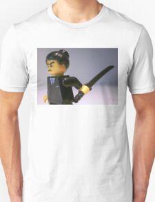 Japanese Yakuza Gokudō Gangster Custom Minifigure Unisex T-Shirt