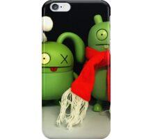 Ox & Jeero Xmas iPhone Case/Skin