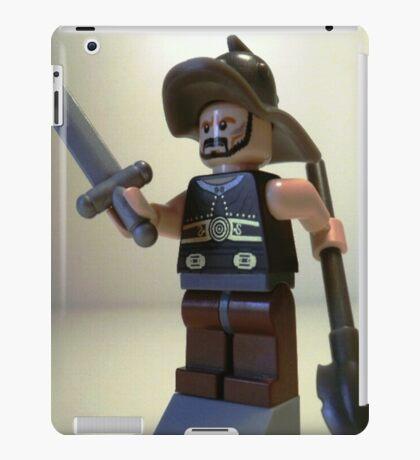 Gladiator 'Titus the Gladiator' Custom Minifigure iPad Case/Skin