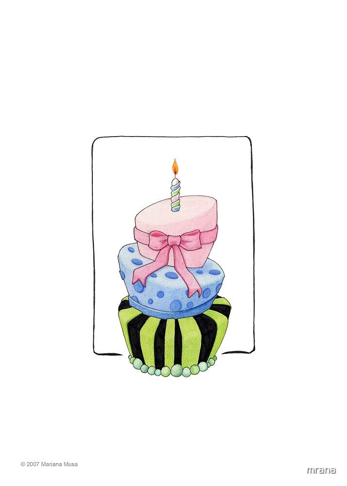Cake by Mariana Musa
