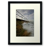 Merewether Baths 3 Framed Print