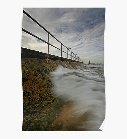 Merewether Baths 3 Poster