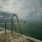 Merewether Baths 7 by Mark Snelson