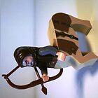 Custom Evil 'Chiron the Mythological Centaur' by Customize My Minifig