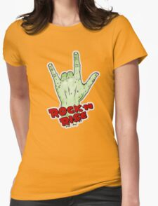 Rock'n'Rise SC Womens Fitted T-Shirt