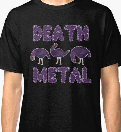 Death Metal Trash Doves Classic T-Shirt