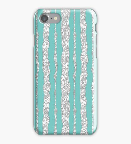 Striped voyage iPhone Case/Skin