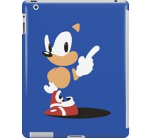 Minimal Hedgehog iPad Case/Skin