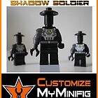 Customize My Minifig Collector Card No 15 - Custom 'Cyber DroidShadow Soldier' by Chillee