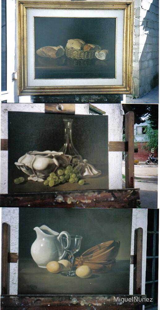 compositions by MiguelNunez