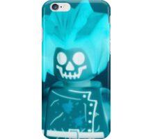Professor Boom Custom Minifigure  iPhone Case/Skin