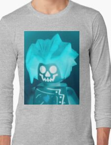 Professor Boom Custom Minifigure  Long Sleeve T-Shirt