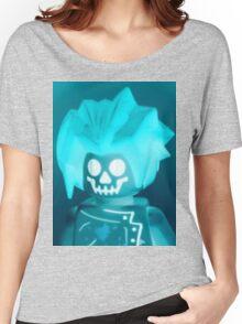 Professor Boom Custom Minifigure  Women's Relaxed Fit T-Shirt