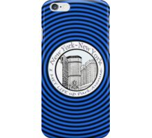 NYC - I met life up Park Avenue  iPhone Case/Skin