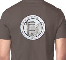 NYC - I met life up Park Avenue  Unisex T-Shirt