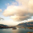 Derwentwater by Gordon Hewstone