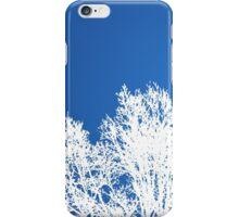 Ice trees iPhone Case/Skin