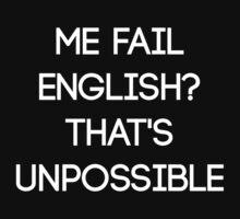 Me Fail English by CatDog88
