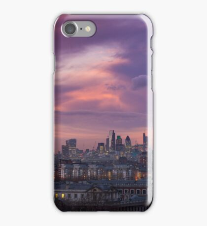 London Sunset iPhone Case/Skin