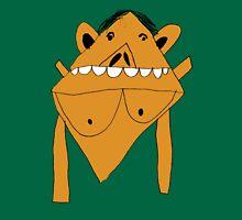 RTD0005C - Naked Monkey - Colour Unisex T-Shirt