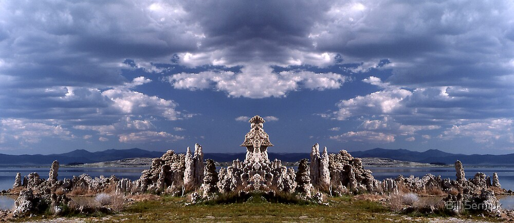 Mono Lake-Tufa Towers by Bill Serniuk