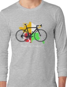 Tour de France Long Sleeve T-Shirt