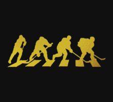 smart crossing (hockey road golden) Kids Clothes