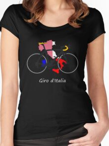 Giro d'Italia Women's Fitted Scoop T-Shirt